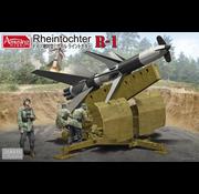 AMUSING HOBBY WW II Project: Rheintochter R-1 Air Defense