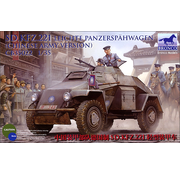 Bronco Models Sd.Kfz.221 Chinese Army Lt Armo 1/35