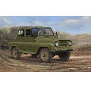 Trumpeter Models 1/35 Soviet UAZ-469 All Terrain Vehicle
