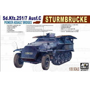 AFV CLUB (AFV) Sd Kfz 251/7 Ausf C Sturmbrucke