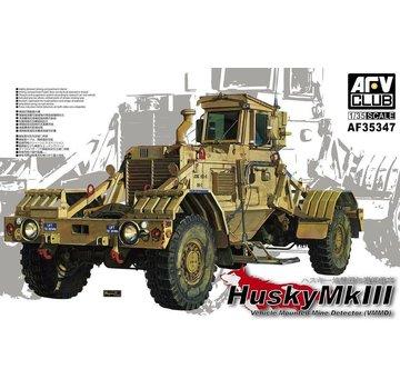 AFV CLUB (AFV) 1/35 Husky Vehicle Mounted Mine Detector MK.III