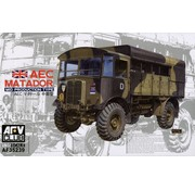 AFV CLUB (AFV) AEC MATADOR MIDDLE TYPE 1:35