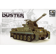 AFV CLUB (AFV) (SO) 35S66 FLAKPANZER M42 DUSTER 35