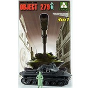 TAKOM INT (TAK) 1:35 Soviet Heavy Tank Object 279
