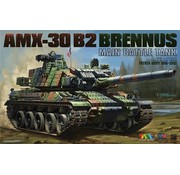 TMK - TIGER MODEL LTD 1/35 AMX-30 B2 Brennus French Army tank destroyer 1966-2002