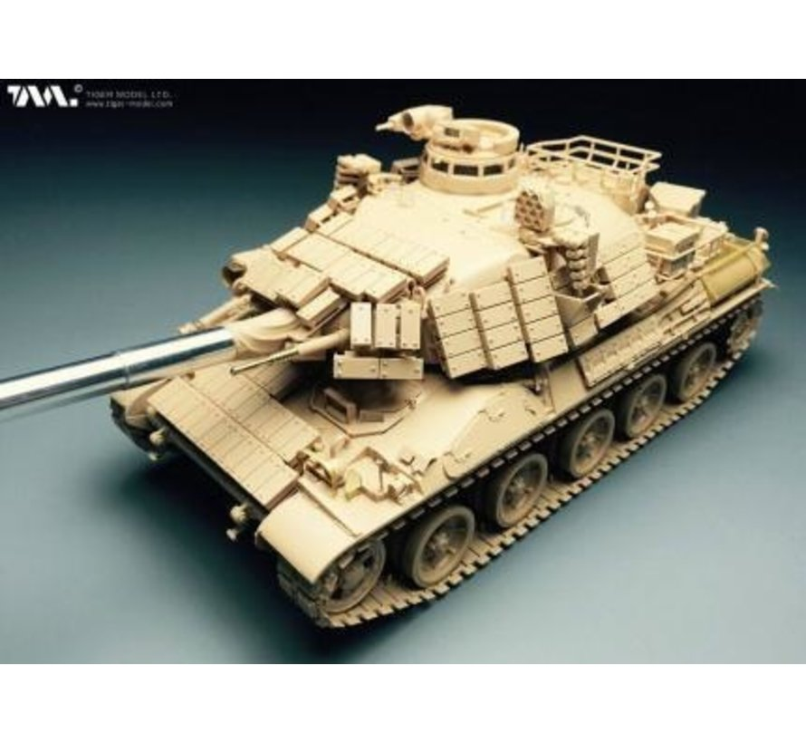 35 4604 1/35 AMX-30 B2 Brennus French Army tank destroyer 1966-2002