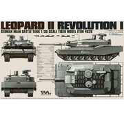 TMK - TIGER MODEL LTD 1/35 Leopard II Revolution I