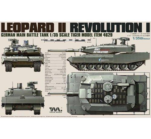 TMK - TIGER MODEL LTD (SO) 354629 1/35 Leopard II Revolution I