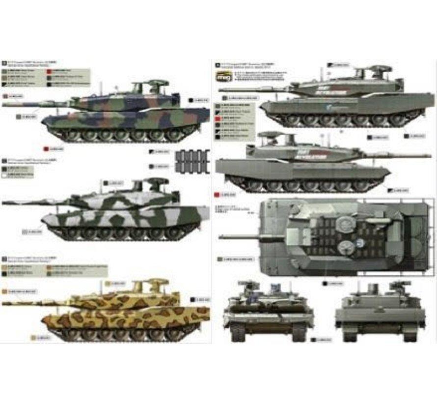 (SO) 354629 1/35 Leopard II Revolution I