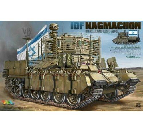TMK - TIGER MODEL LTD 35 4616 1/35 IDF Nagmachon Doghouse Late APC (New Tool)