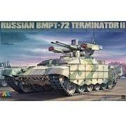 TMK - TIGER MODEL LTD 1/35 Russian BMPT72 Terminator II Fire Support Combat Vehicle 2013-Present