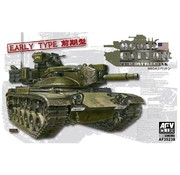 AFV CLUB (AFV) 1/35 M60A2 Patton Early Version