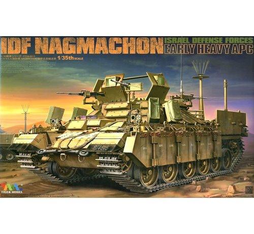 TMK - TIGER MODEL LTD 35 4615 1/35 IDF Nagmachon Heavy APC Fighting Vehicle Early Version