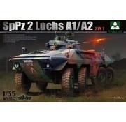 "TAKOM INT (TAK) 1:35 German SpPz 2 ""Luchs"" A1A2 Armored Car"