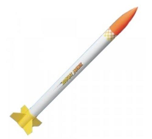 QUS - Quest 1017 Bright Hawk Model Rocket