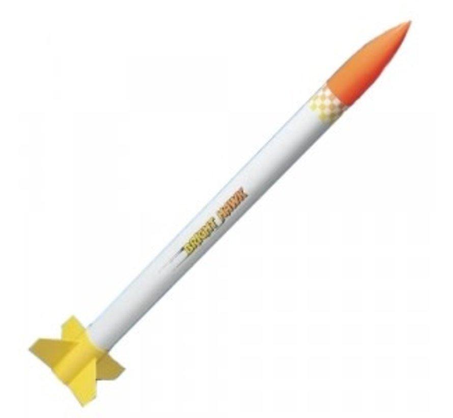 1017 Bright Hawk Model Rocket