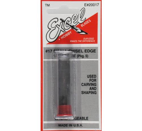 Excel Tools (EXL) 271- 20017 #17 Blades 318 Chisel Edge