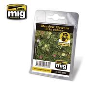 AMMO by Mig Jimenez (AMM) Meadow Flowers for dioramas