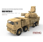 MENG MODEL (MGK) Russian  96K6 Pantsir-S1 Air Defense Weapon System 1:35