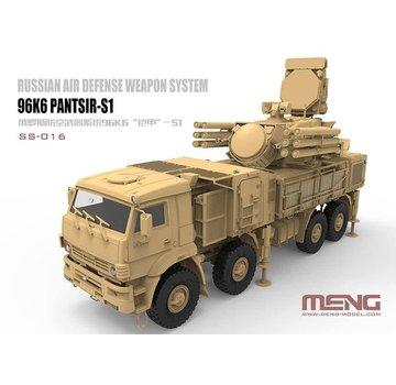 MENG MODEL (MGK) Russian  96K6 Pantsir-S1 Air Defense Weapon System 1:35
