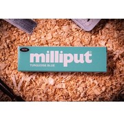 MILLIPUT (MIL) 6 Turquoise Blue 2-Part Self Hardening Putty