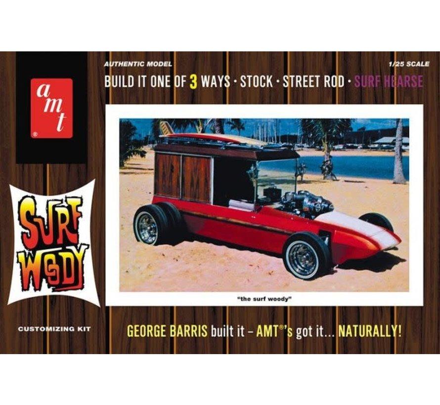 976 George Barris Surf Woody 1:25