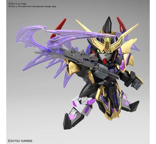 "BANDAI MODEL KITS 5058223  #27 Xu Huang Gundam Deathscythe ""SD Sangoku Soketsuden"", Bandai Spirits SD"