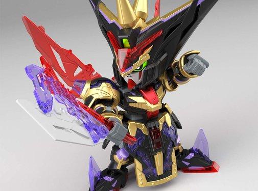 "BANDAI MODEL KITS Dian Wei Master Gundam ""SD Sangoku Soketsuden"", Bandai Spirits SD"