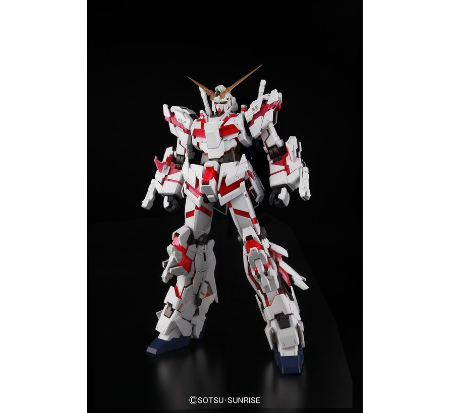 194365 PG 1/60 Scale RX-0 Unicorn Gundam Plastic Model Kit