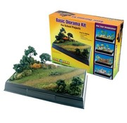 Woodland Scenics (WOO) 785- Basic Diorama Kit