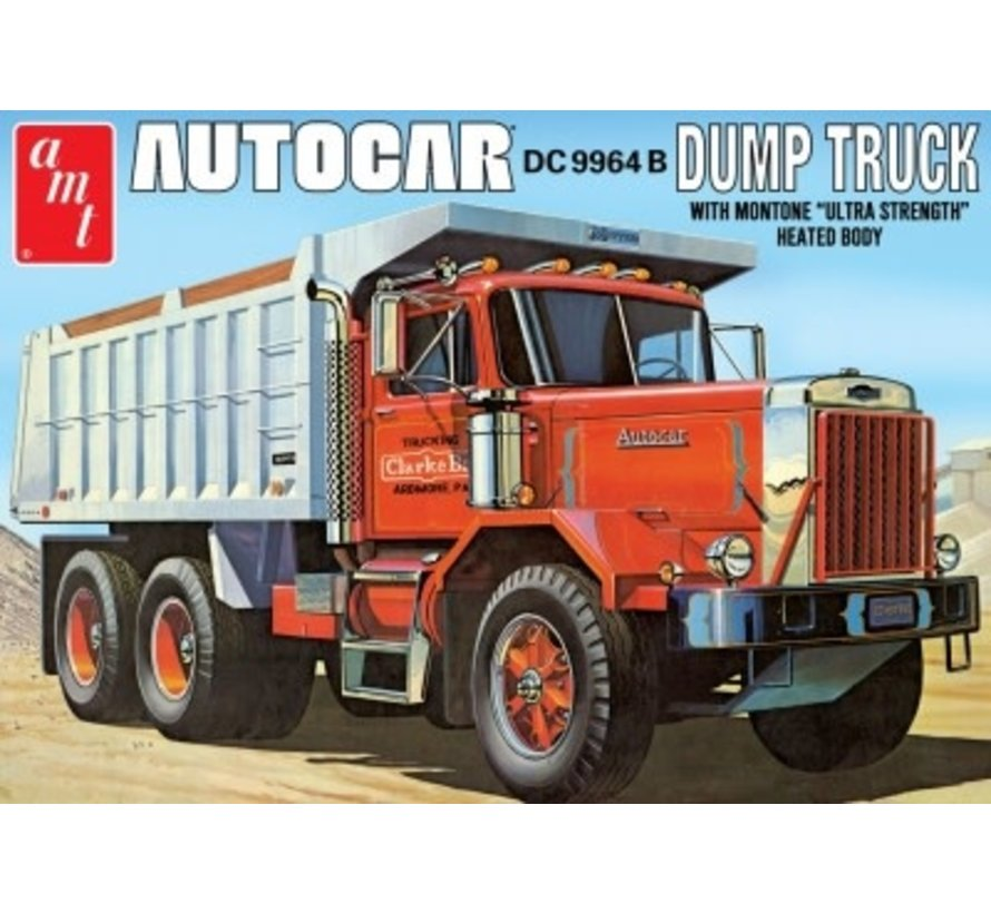 1150 Autocar Dump Truck 1:24
