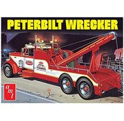 AMT Models (AMT) Peterbilt 359 Wrecker 1/25