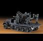 31114 1/72 SdKfz7 8-Ton Half Track w/Quad 20mm AA Guns