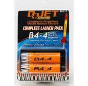 QUS - Quest QUS6113 B4-6 (2-pack) Model Rocket