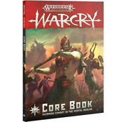 Games Workshop -GW AGE OF SIGMAR: WARCRY CORE BOOK (EN