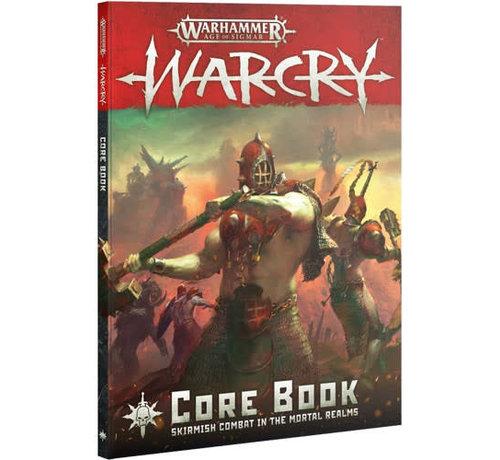Games Workshop -GW 111-23-60 AGE OF SIGMAR: WARCRY CORE BOOK (EN
