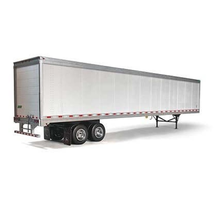 1303 Smoothside 53' Trailer 1/25 scale