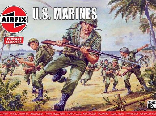 Airfix (ARX) US Marines Leatherneck figures