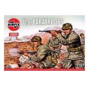 Airfix (ARX) US Paratroops United States Army Airborne fiqures 1/76