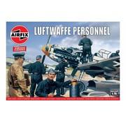 Airfix (ARX) German Luftwaffe Ground Personnel 1/76