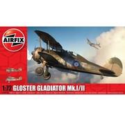 Airfix (ARX) Gloster Gladiator Mk.1/Mk.II 1/72