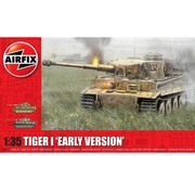 "Airfix (ARX) German Tiger - 1 ""Early Version"" 1/35"