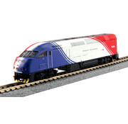 "Kato USA (KAT) 381- 176-6126-KB6 N scale MPI MP36PH Kobo Custom Paint - Utah Transit Authority ""FrontRunner"" #1"