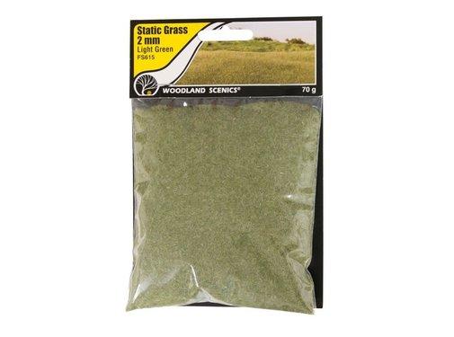 Woodland Scenics (WOO) 785- FS627 Static Grass, Light Green 12mm
