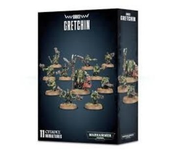 Games Workshop -GW ORKS GRETCHIN