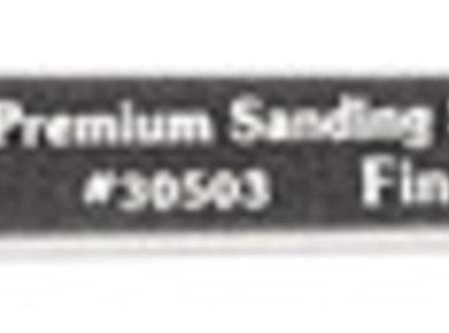 Squadron (SQU) 30503 Sanding Stick Fine Grit *