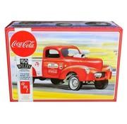 AMT Models (AMT) 1145M Willys 1940 Pickup Gasser, Coca Cola 2T 1/25