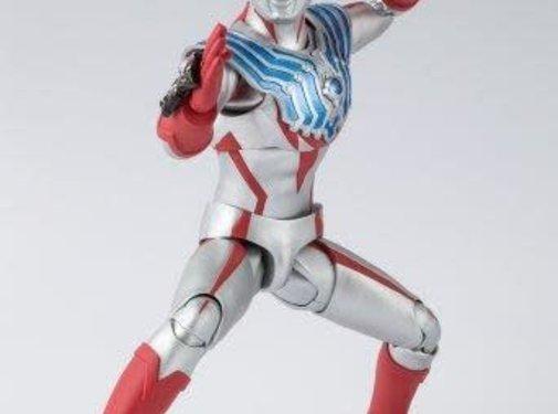 """Bandai Ultraman Taiga """"Ultraman Taiga"""", Bandai S.H.Figuarts"""