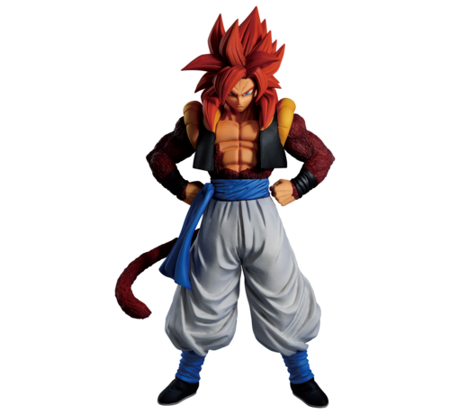 "BANDAI MODEL KITS 58763 Super Saiyan 4 Gogeta ""Dragon Ball GT"", Bandai Ichiban Figure"