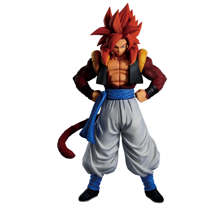 "58763 Super Saiyan 4 Gogeta ""Dragon Ball GT"", Bandai Ichiban Figure"